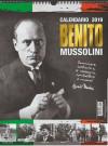 Calendario 2019 Benito Mussolini - cm 30x40 c/spirale