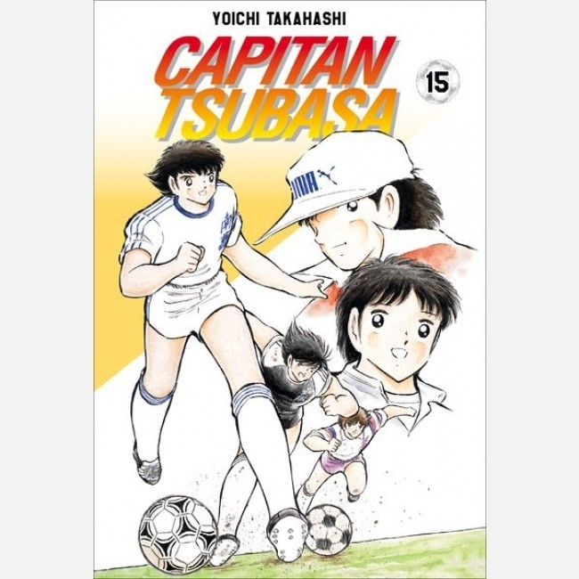 Capitan Tsubasa - Holly & Benji (Manga) Hyuga vs. Misugi