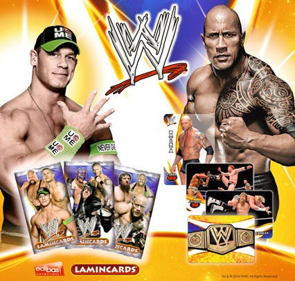 Carte Singole - Lamincards WWE - Figurine, Carta, Cards, Wrestling