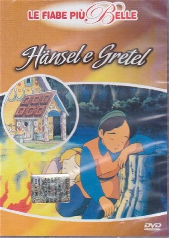 Le fiabe Più belle - Hansel e Gretel (DVD)