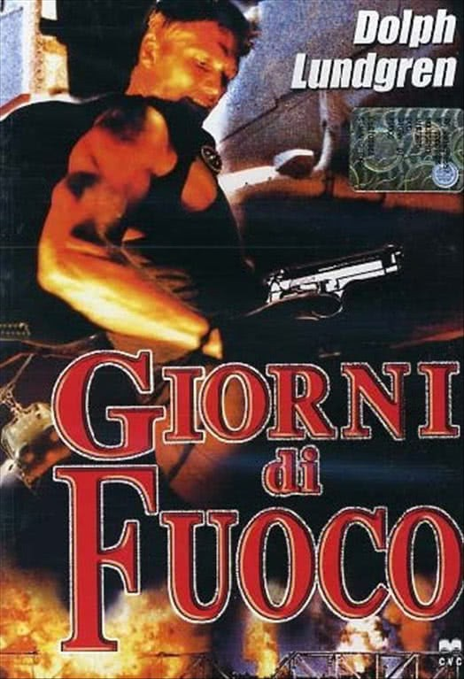 Giorni Di Fuoco - Dolph Lundgren (DVD)