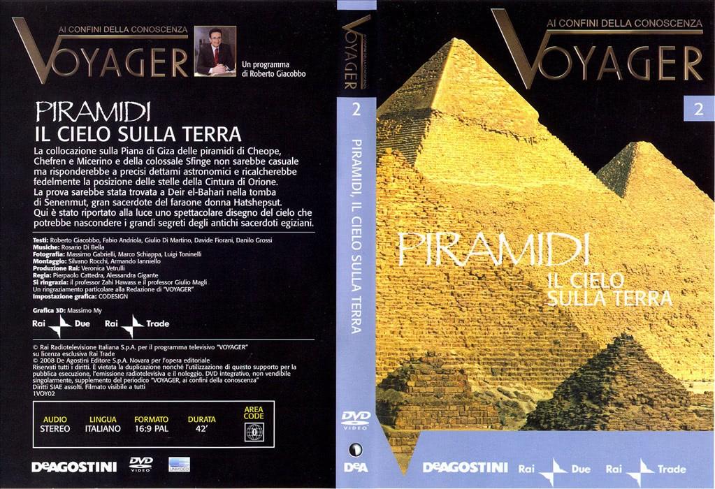 DOCUMENTARIO DVD VOYAGER AI CONFINI DELLA CONOSCENZA
