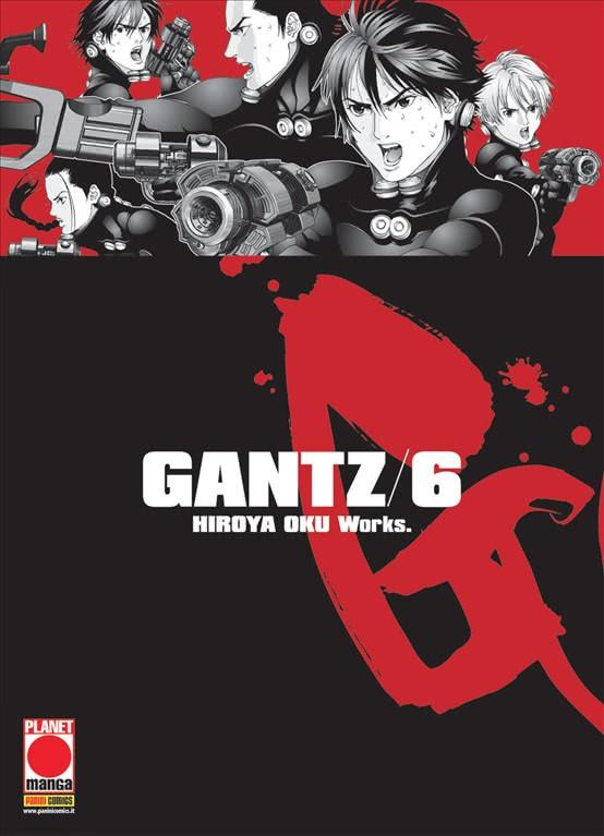 Manga: GANTZ 6 NUOVA EDIZIONE - Planet Manga