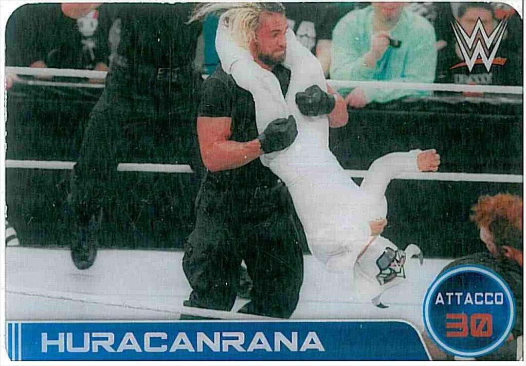 n.113 Combattimento Huracanrana - WWE