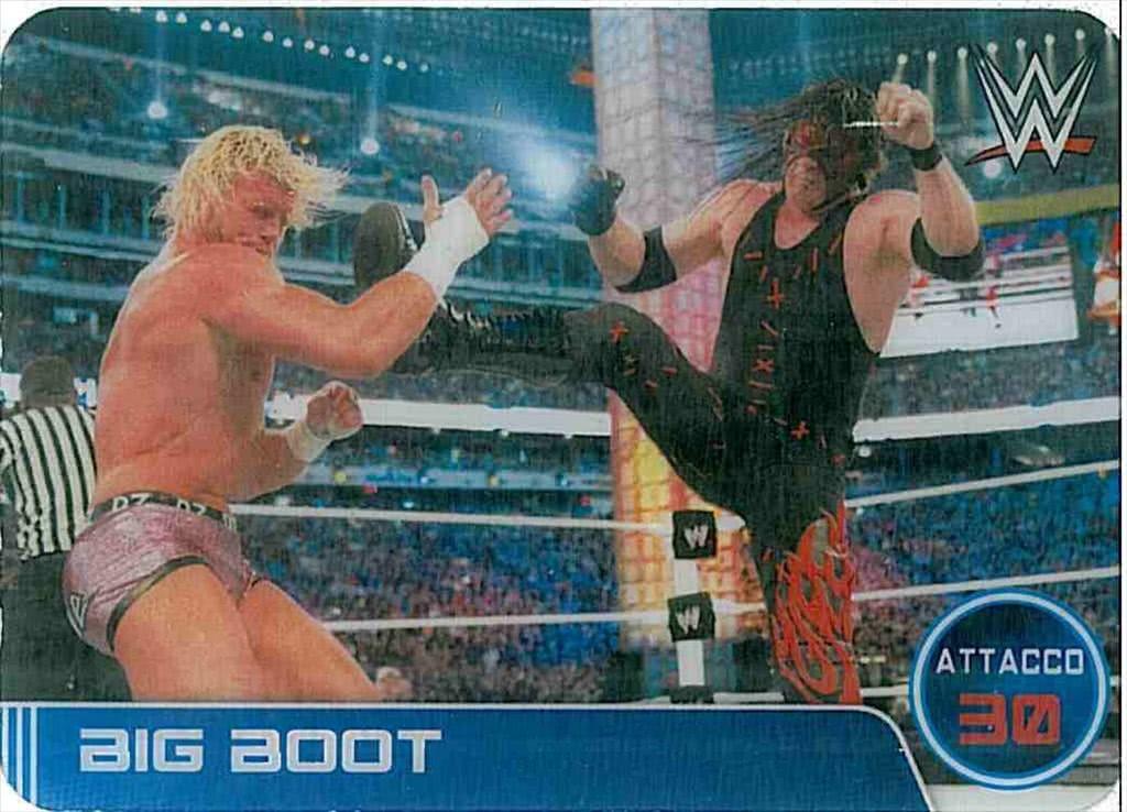 n.110 Superstars Big Foot - WWE