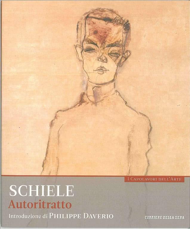 I capolavori dell'arte - Autoritratto  di SCHIELE - vol. 21
