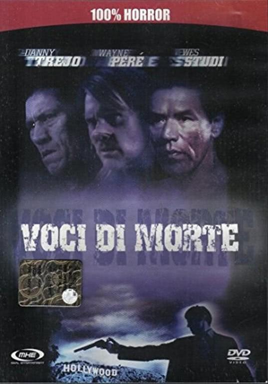 Voci Di Morte - William Forsythe, Nick Stahl, Wes Studi (DVD)