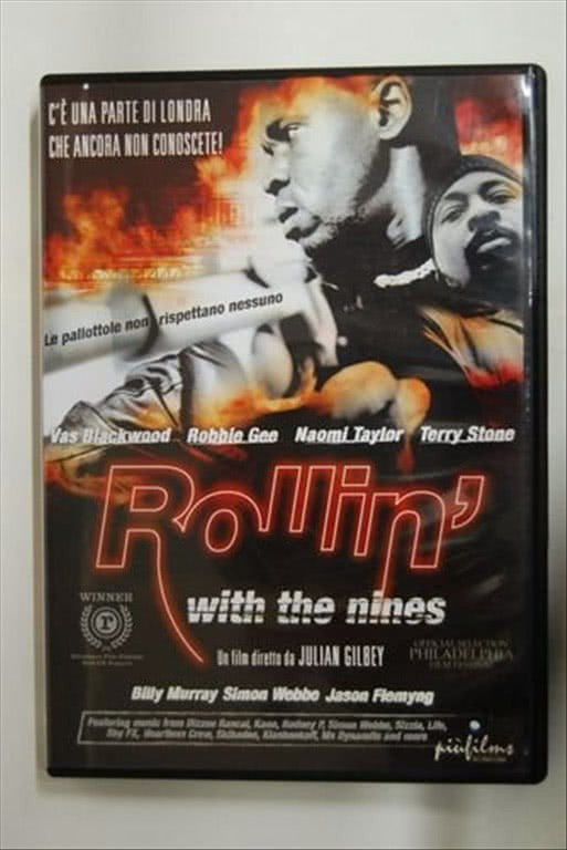 Rollin' with the Nines - Vas Blackwood, Robbie Gee, Simon Webbe (DVD)