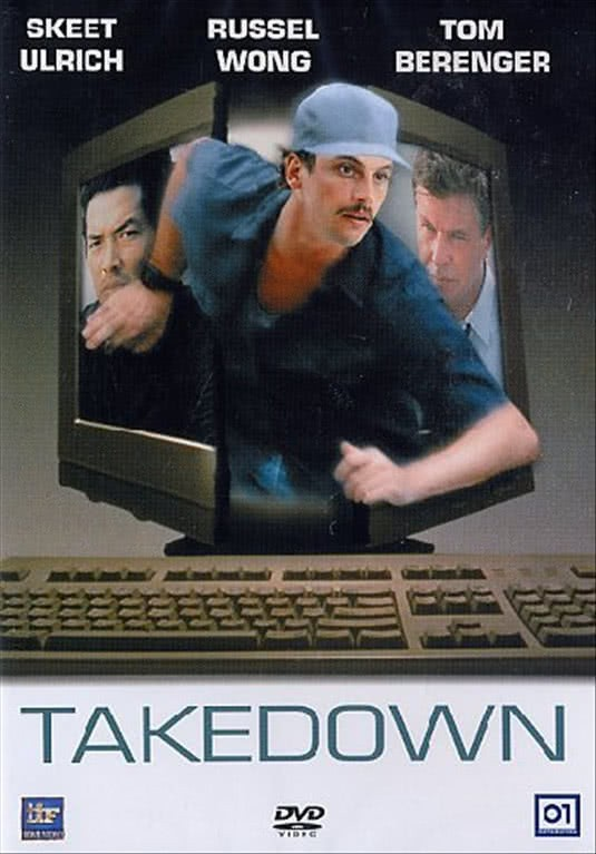 Takedown -  Skeet Ulrich, Tom Berenger, Angela Featherstone (DVD)