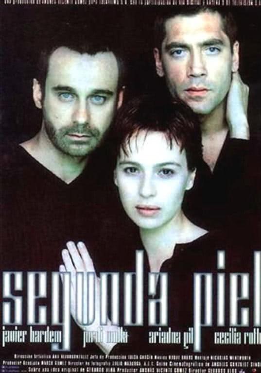Segunda piel - Seconda pelle un film di Gerardo Vera (DVD)