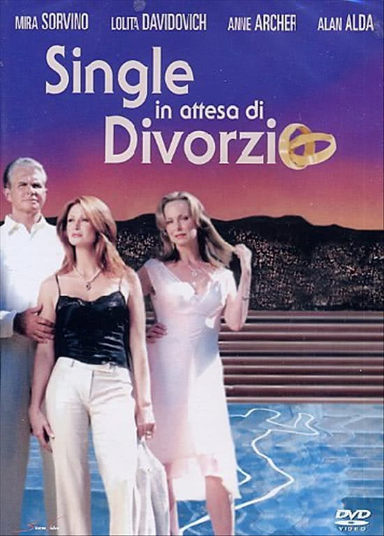 Single In Attesa Di Divorzio -  Mira Sorvino, Anne Archer, Alan Alda (DVD)