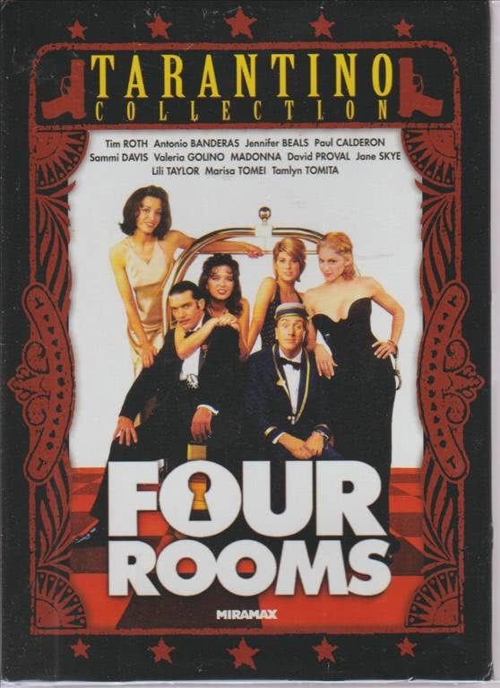 FOUR ROOMS. TARANTINO COLLECTION. QUINTA USCITA.