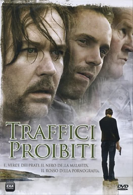 Traffici Proibiti -  Timothy Hutton, Alessandro Nivola, Colm Meaney (DVD)