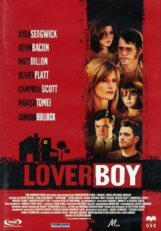 Loverboy - Kevin Bacon, Sandra Bullock, Oliver Platt, Matt Dillon (DVD)