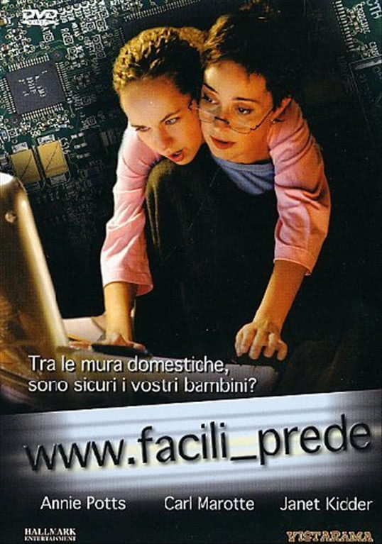 www.facili_prede - Annie Potts, Carl Marotte, Janet Kidder (DVD)