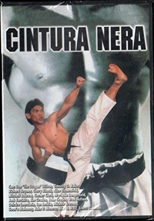 Cintura Nera (DVD)