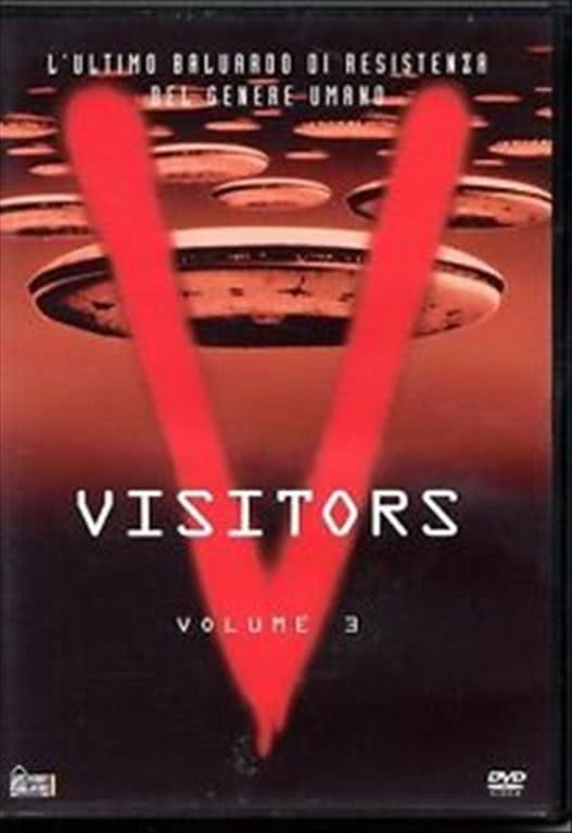 V - VISITORS Volume 3 - Film DVD