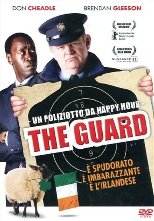 Un Poliziotto Da Happy Hour - The Guard - Brendan Gleeson, Don Cheadle, Mark Strong (DVD)