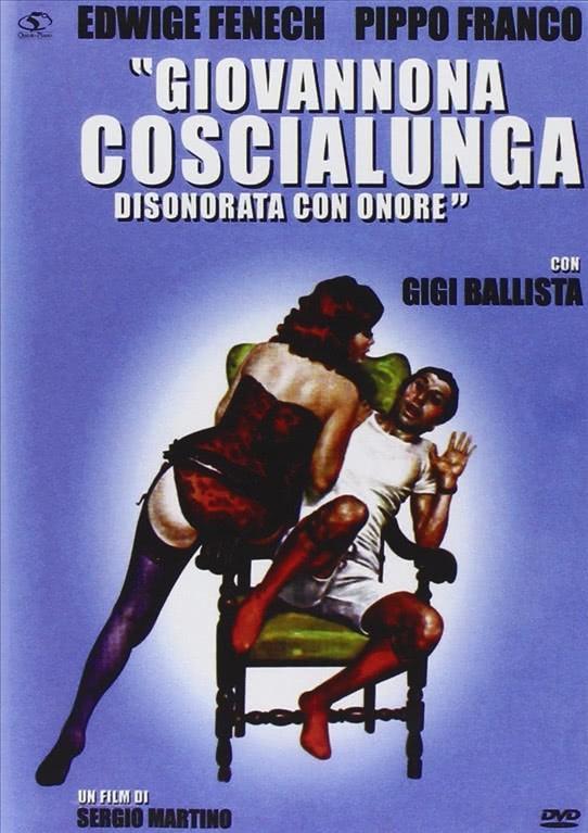Giovannona Coscialunga Disonorata Con Onore (DVD)