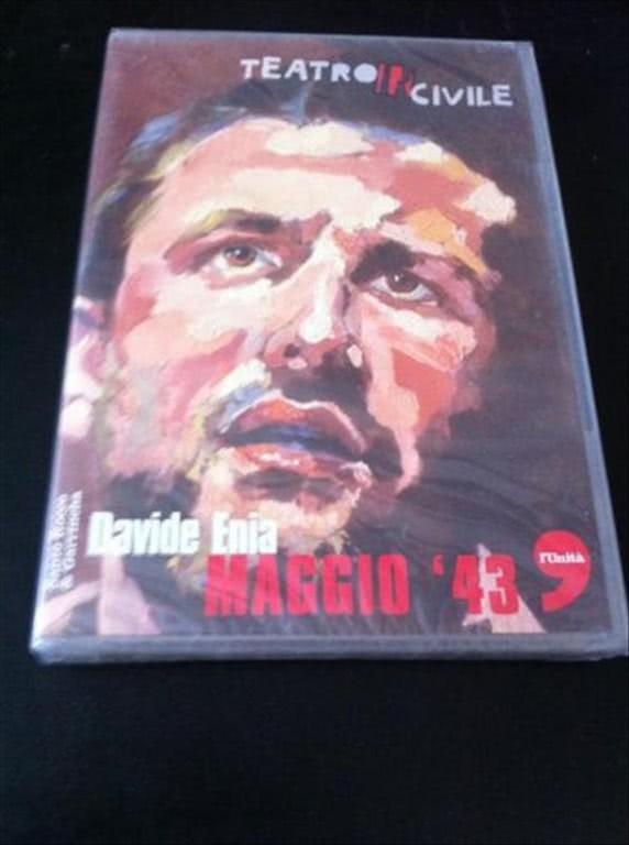Teatro in civile: Maggio '43 - DVD NUOVO E SIGILLATO