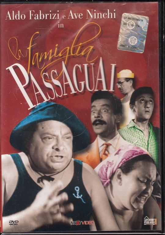 La famiglia passaguai - Aldo Fabrizi. - Ave Ninchi DVD nuovo