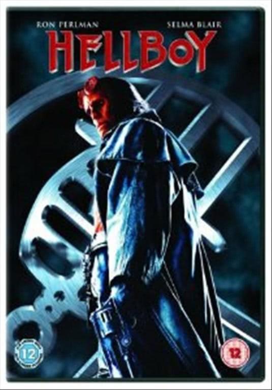 Hellboy - Film DVD