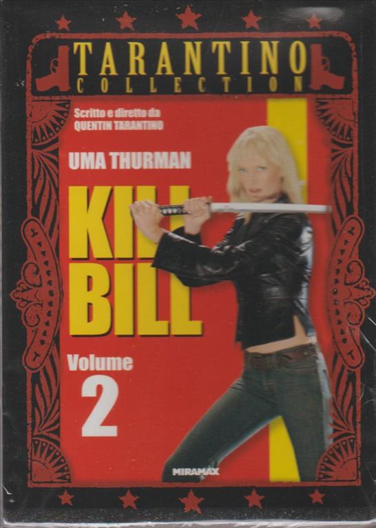 KILL BILL VOLUME 2. NONA USCITA. TARANTINO COLLECTION.