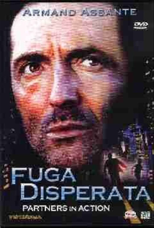 Fuga Disperata - Armand Assante, Alex Karzis, Larry Day, Douglas Smith, Mpho Koaho (DVD)
