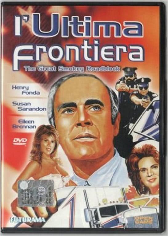 L'ultima Frontiera - Henry Fonda, Susan Sarandon (DVD)