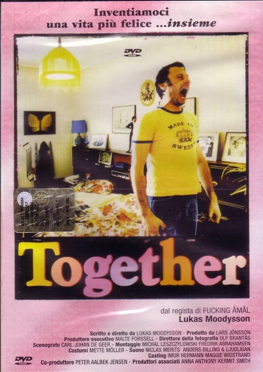 Together - Insieme - Michael Nyqvist (DVD)