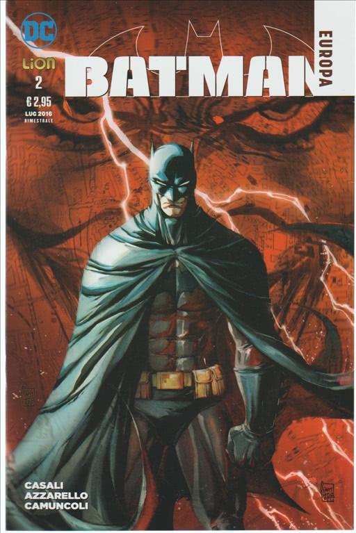 DC Bad World 10 – Batman Europa 02 - DC Comics Lion