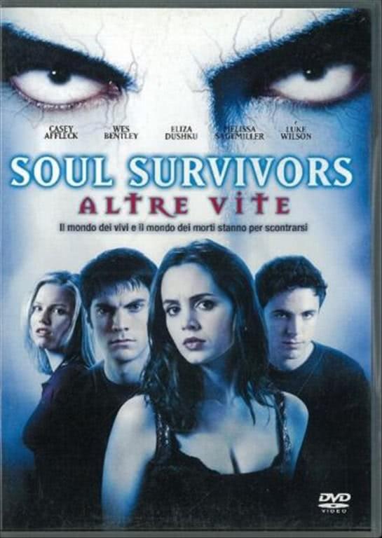 Soul survivors - Altre vite - Luke Wilson, Melissa Sagemiller, Casey Affleck (DVD)