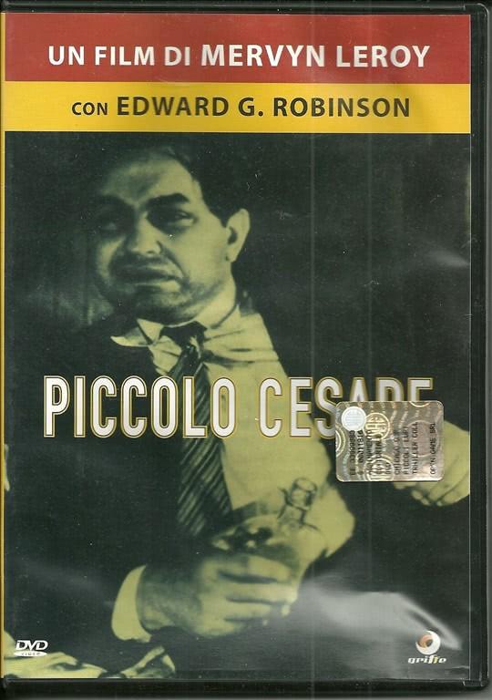 Piccolo Cesare -  Edward G. Robinson, Glenda Farrell, Sidney Blackmer, Stanley Fields (DVD)