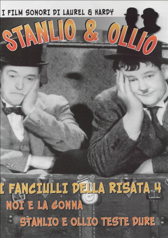 STANLIO & OLLIO - I FANCIULLI DELLA RISATA 4
