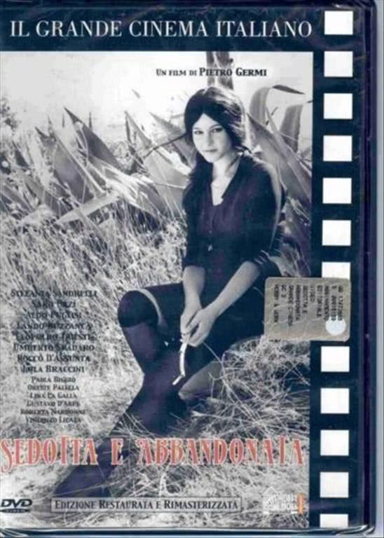 Sedotta e abbandonata (DVD Drammatico)