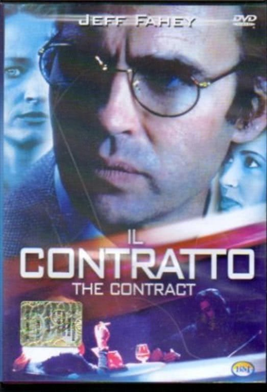 Il contratto - The contract - Overbye Roos, Jeff Fahey, Andrew Keegan (DVD)