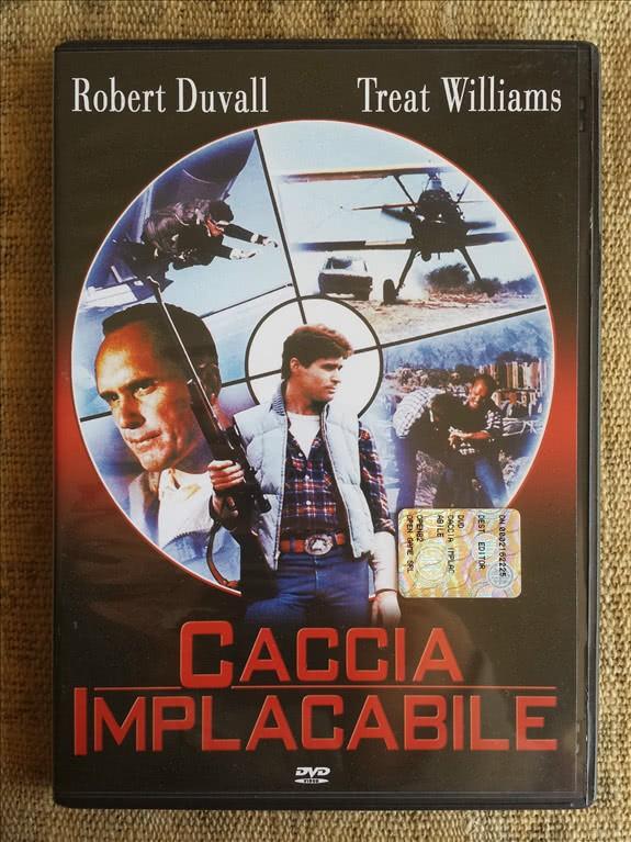 Caccia implacabile - Robert Duvall e Treat Williams (DVD)