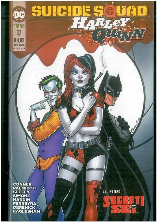 Suicide Squad/ Harley Quinn 17 - DC Comics Lion