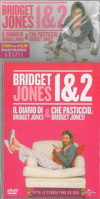DVD Bridget Jones 1 & 2 - Due Film Tutta la storia fino ad ora...