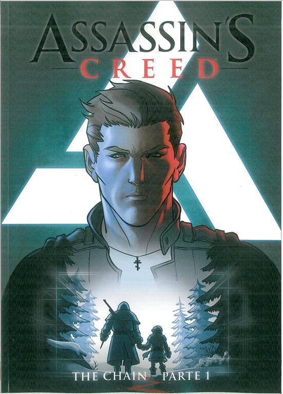 "Assassine's Creed vol. 3 ""The Chain Parte 1°"" by Tuttosport"