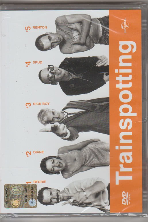 DVD Trainspotting - Regista: Danny Boyle