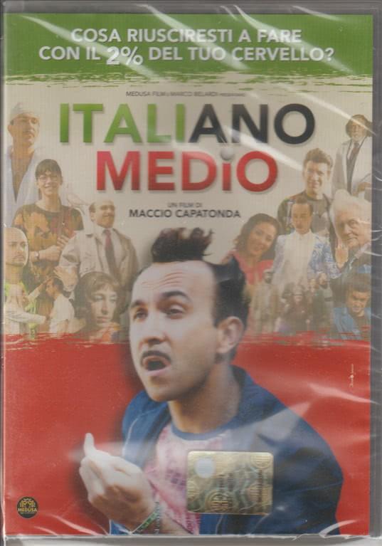 DVD Italiano medi - Regista: Maccio Capatonda