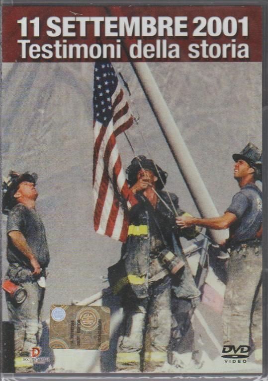 11 SETTEMBRE 2001. TESTIMONI DELLA STORIA. DVD DI PANORAMA.