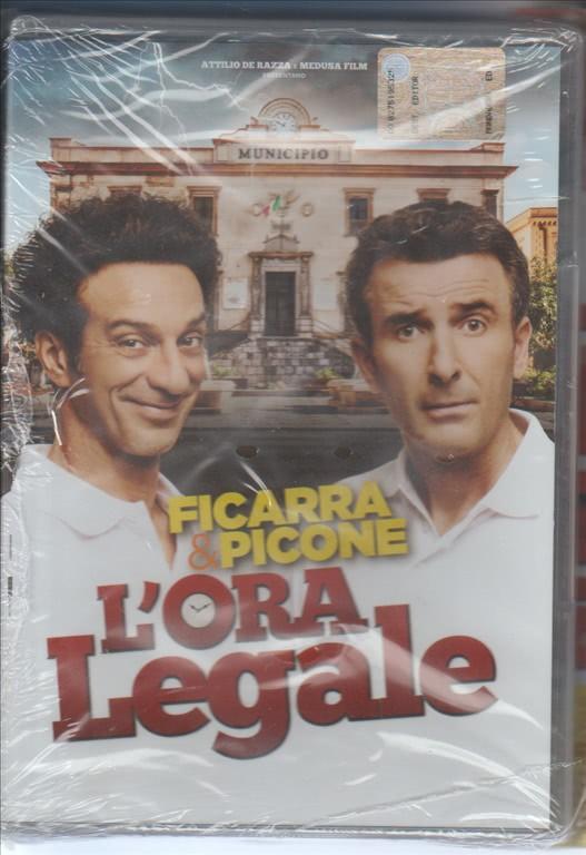 DVD L'ora Legale - Ficarra & Picone