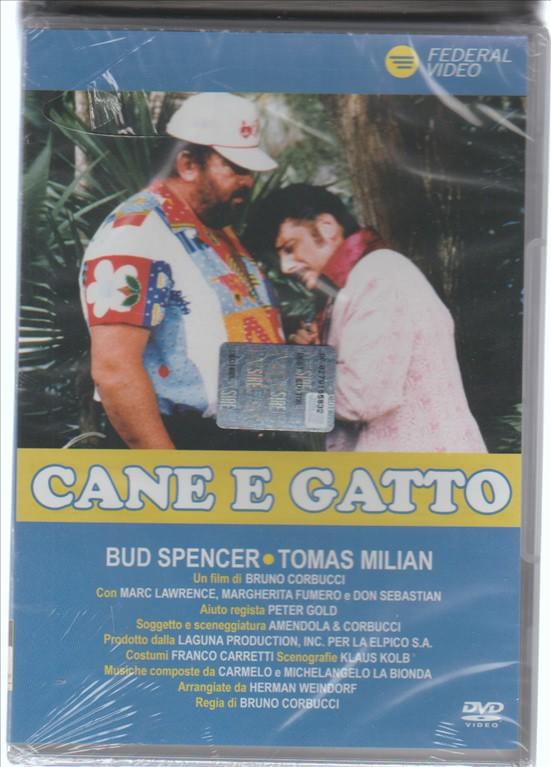Dvd Thomas Milian Cane E Gatto Regista Bruno Corbucci Edicola Shop