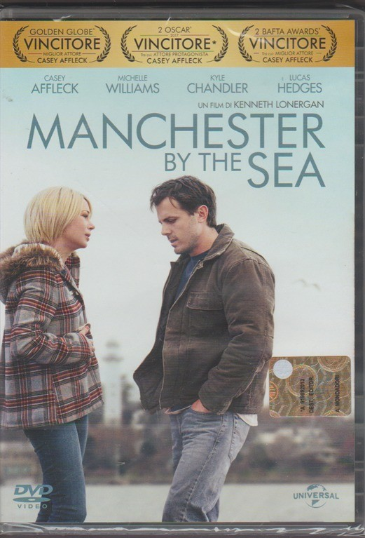 DVD - Manchester by the Sea - (2 oscar 017)