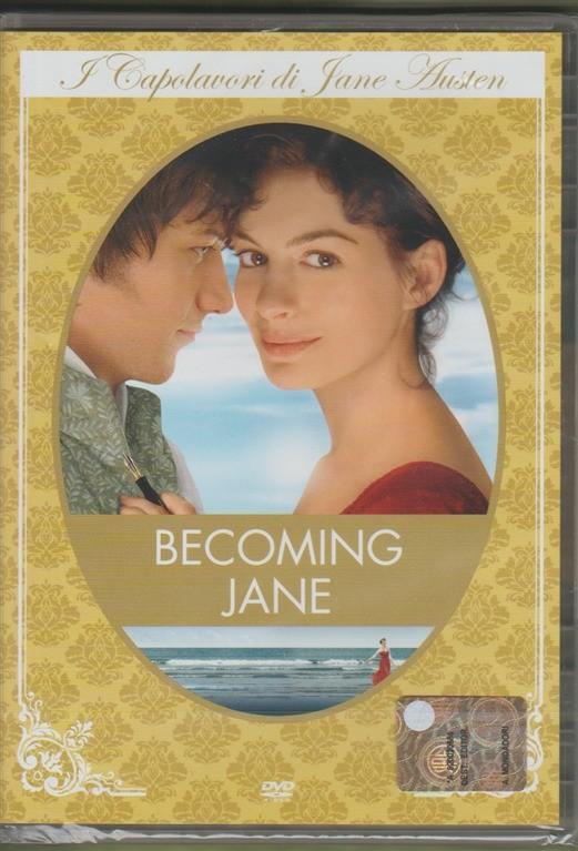 1° DVD - Becoming Jane - I capolavori di Jane Austen