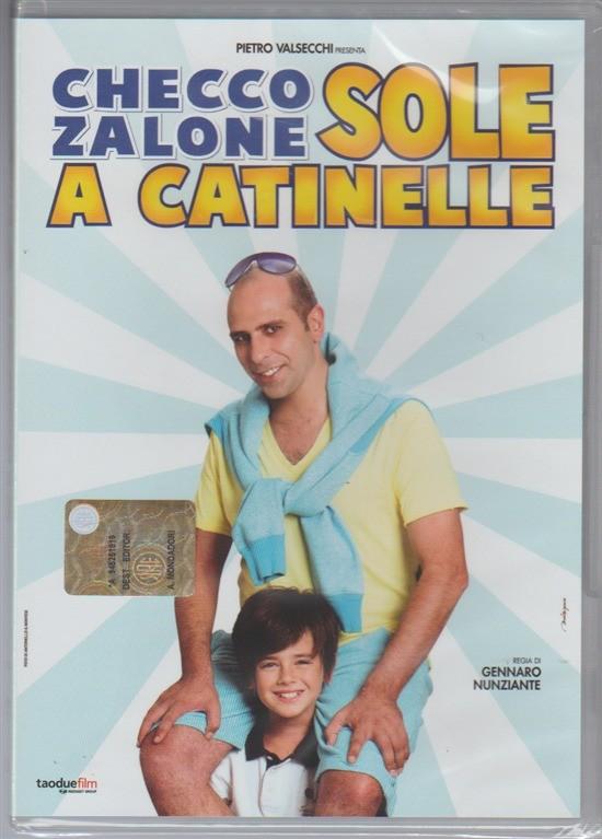 DVD Sole a catinelle - Regista: Gennaro Nunziante con Checco Zalone