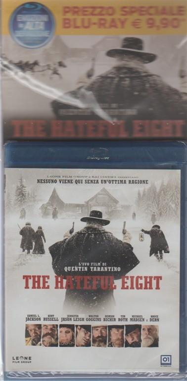 Blu-ray Disc: The Hateful Eight - Regista: Quentin Tarantino