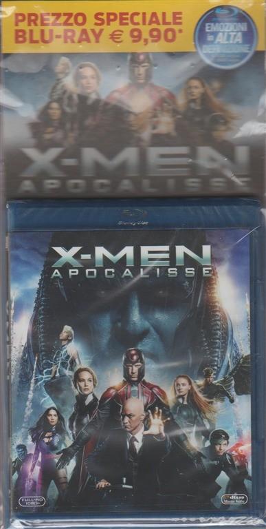 BluRay disk - X-Men: Apocalisse - Regista: Bryan Singer